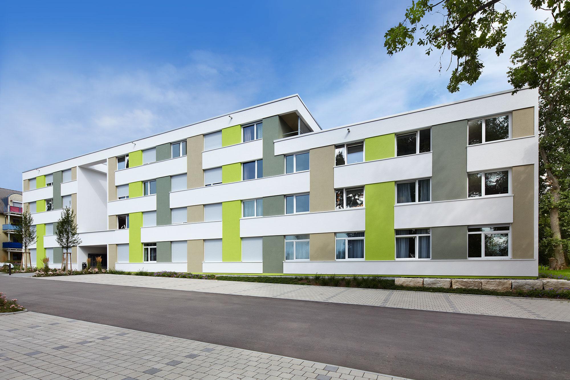 Architekt Sigmaringen studentenwohnheim sigmaringen